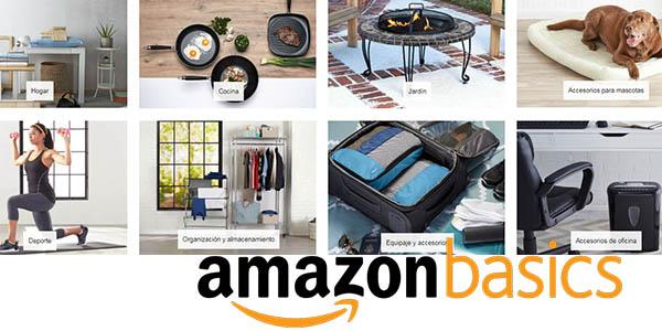 Amazon Prime Day descuentos AmazonBasics