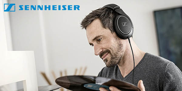 Sennheiser HD 598SR con control remoto