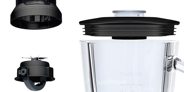 batidora de vaso Bosch SilentMixx potente y de fácil limpieza