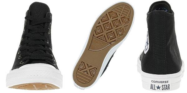 botas Converse Chuck Taylor Hi II para hombre diseño clásico