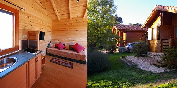 Cabañas del Cortino bungalows en Salamanca a precio de chollo