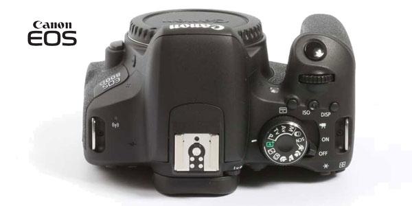 Cámara Canon EOS 800D barata