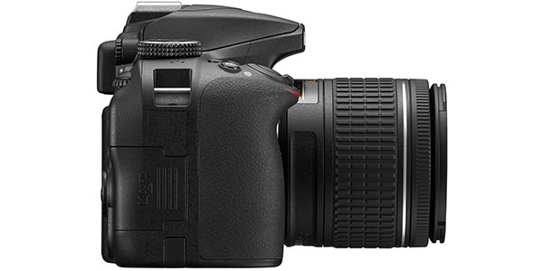 Cámara réflex Nikon D3400 barata