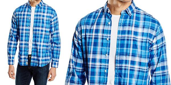 Camisa hombre Tommy Hilfiger Nate Chk Nfh6