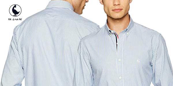 Camisa Classic Fit yale de El Ganso chollazo en Amazon