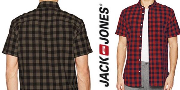 camisas de manga corta Jack & Jones cómodas y combinables