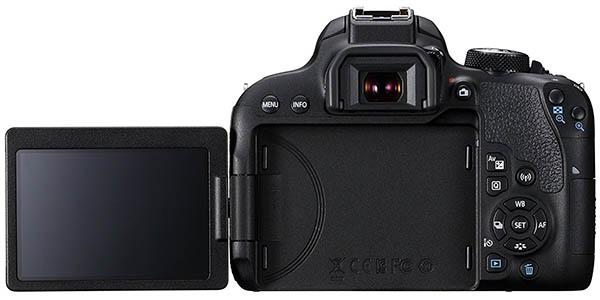 Cámara Canon EOS 800D + EF-S 18-55mm