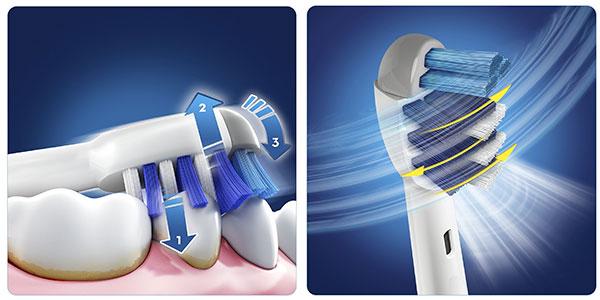 Cepillo recargable Oral-B Trizone 2000 al mejor precio en Amazon