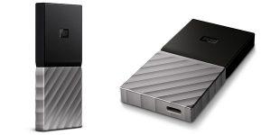 Disco duro portátil de 256 GB al mejor precio