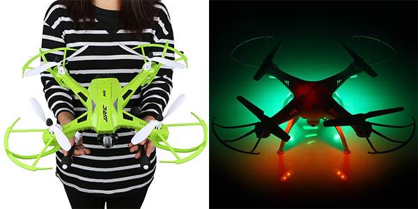 Drones con cámara integrada y 6 ejes