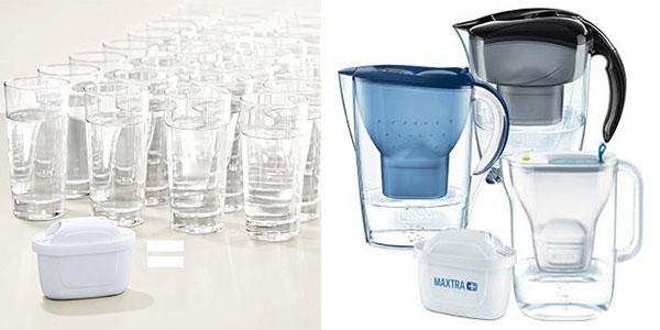Pack de 12 filtros de agua 100 l para Britta Maxtra+ muy rebajado
