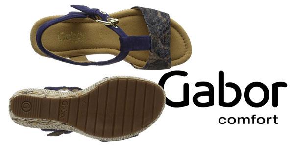 Sandalias para mujer Gabor Shoes Comfort baratas en Amazon