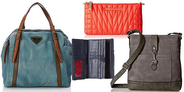 grandes descuentos en bolsos para mujer y hombre primeras marcas Amazon