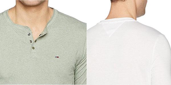 Hilfiger camiseta de manga larga en algodón diferentes colores