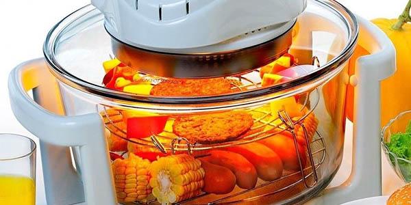 horno múltiples recetas fácil funcionamiento relación calidad-precio brutal