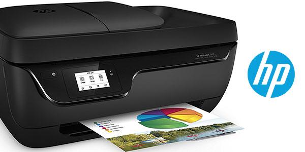 Impresora multifunción de tinta HP OfficeJet 3833 al mejor precio
