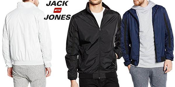 Jack & Jones Core Neet chaqueta tipo bomber ligera para hombre barata
