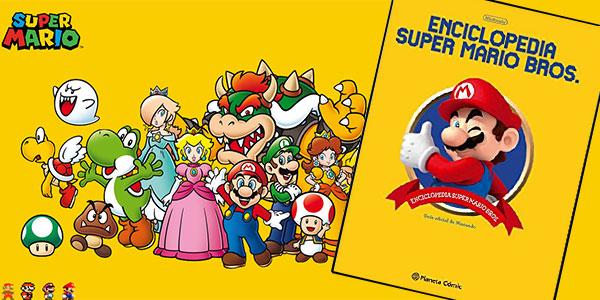 Libro Super Mario 30 aniversario en Amazon