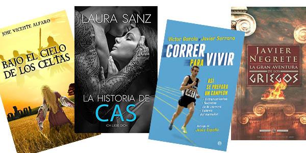 libros digitales rebajados en Amazon verano 2017