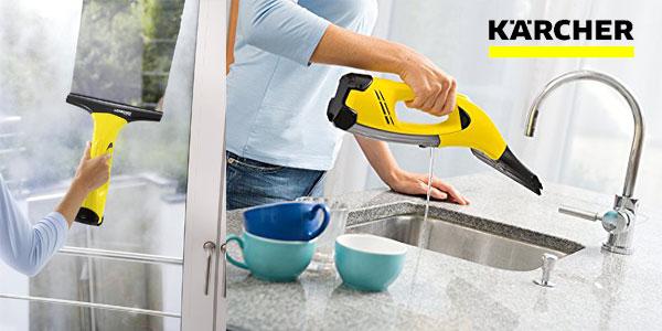 Limpiador eléctrico para ventanas Kärcher WV Classic chollazo en Amazon