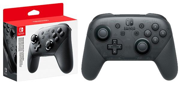 Mando Pro Controller de Nintendo Switch al mejor precio del mercado en eBay