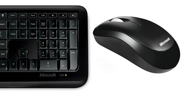 Microsoft Wireless Desktop 850 con receptor USB