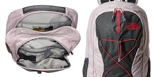 mochila con compartimentos The North Face W Jester para llevar el portátil
