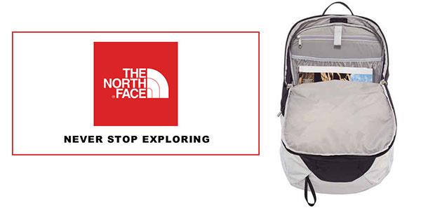 Mochila The North Face Kuhtai 34 l unisex negro gris talla única al mejor precio