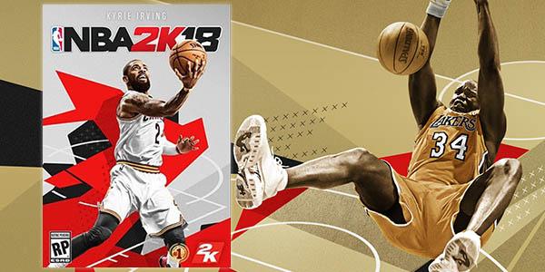 NBA 2K18 para PC Steam
