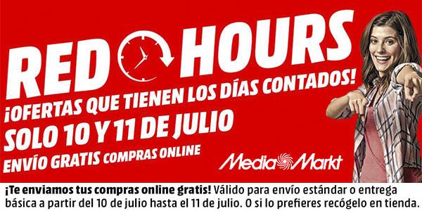 Ofertas Red Hours de Media Markt