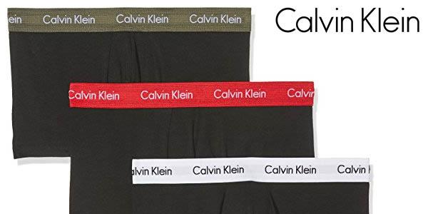 Bóxers Calvin Klein baratos