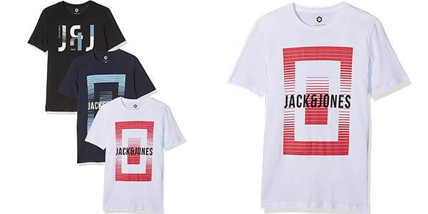 Pack con 3 camisetas Jack & Jones Jcobooster
