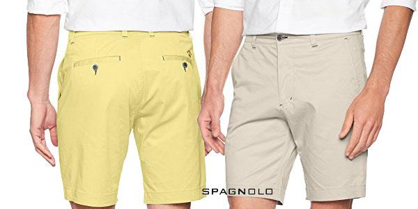 Pantalones cortos para hombre Spagnolo baratos en Amazon