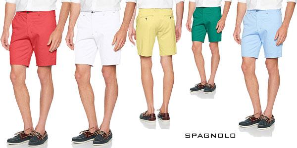 Pantalones cortos para hombre Spagnolo chollo en Amazon