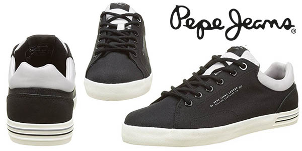 Pepe Jeans London North Nylon zapatillas casual para hombre baratas