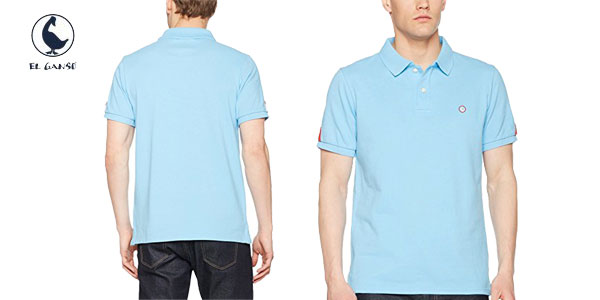 Polo para hombre Walking Li de El Ganso chollo en Amazon Moda