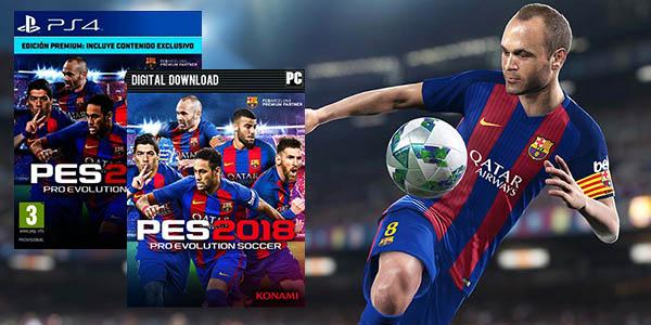 PES 2018 Pro Evolution Soccer 2018