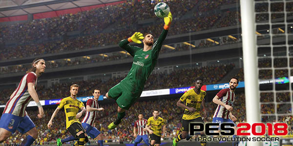 Pro Evolution Soccer 2018 barato