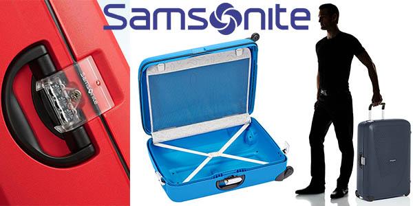 Promoción Amazon Prime Day 2017 maletas Samsonite rebajadas julio 2017
