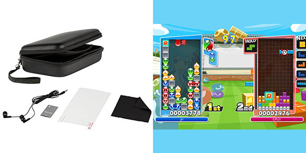 Puyo Puyo Tetris + Konix Starter Pack barato