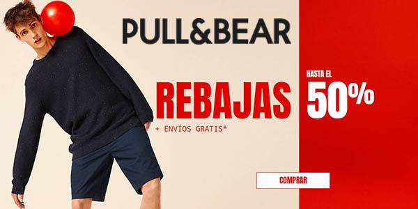 Rebajas Pull & Bear julio 2017