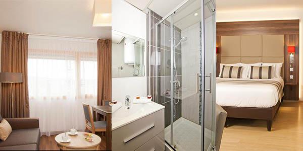 Residhome apartamentos en Burdeos relación calidad-precio brutal