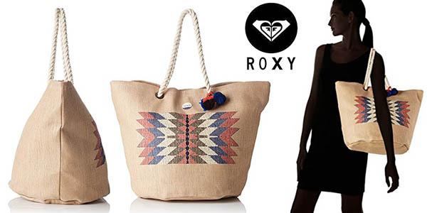 Roxy Sun Seeker bolso de verano grande para mujer barato