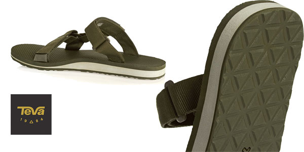 Sandalias Teva Universal Slide para hombre chollazo en Surfdome