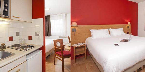 Séjours Affaires Bordeaux de l'Yser apartamentos en Burdeos oferta