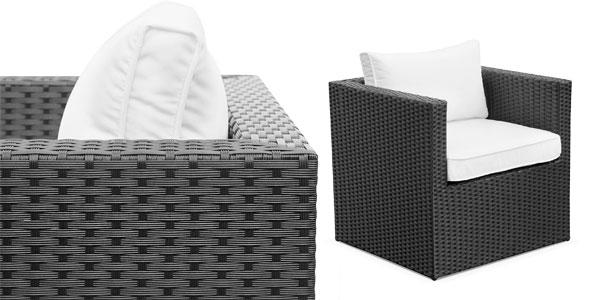 Set de muebles de jardín Messina chollazo en eBay