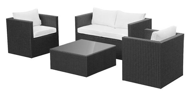 Set de muebles de jardín Messina chollo en eBay