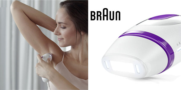 Braun Silk-expert 3 IPL chollazo en Amazon