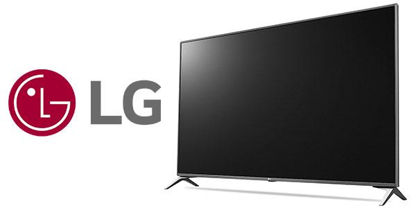 Smart TV LG 49UJ651V - UHD de 49 pulgadas Ultra Surround 2.0 y webOS 3.5 muy barata