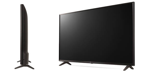 "Smart TV LG 55UJ630V de 55"" UHD 4K barato"